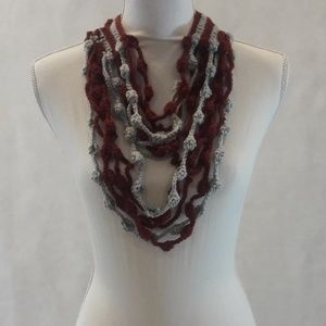 Maxi Collar, Handcrafted,Necklace,layers